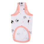 View Image 2 of Mimi Cat Tank Top by Catspia - Off White