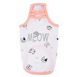 View Image 1 of Mimi Cat Tank Top by Catspia - Off White