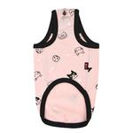 View Image 2 of Mimi Cat Tank Top by Catspia - Pink