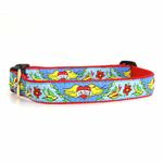 View Image 1 of Mom Tattoo Dog Collar by Up Country