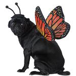 View Image 1 of Monarch Butterfly Dog Costume