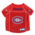 View Image 1 of Montreal Canadiens Dog Jersey - Red