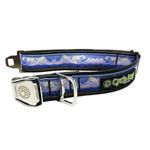 View Image 1 of Mountain Life Metal Latch Dog Collar by Cycle Dog