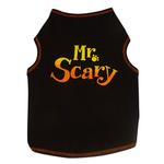 View Image 1 of Mr. Scary Dog Tank - Black