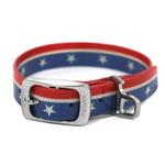 View Image 1 of Muck Dog Collar by Kurgo - Easy Rider American Flag