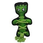 View Image 1 of Multipet Cross Rope Frankenstein Dog Toy