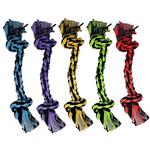 View Image 1 of MultiPet Nuts for Knots Rope Dog Toy