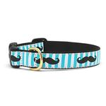 View Image 1 of Mustache Dog Collar by Up Country