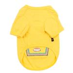 View Image 2 of Mustard Licker Dog Costume Shirt