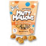 View Image 1 of Mutt Mallows Soft-Baked Dog Treats - My Little Pumpkins