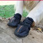 View Image 2 of Muttluks Mutt Trackers Dog Boots - Black