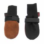 View Image 1 of Muttluks Woof Walkers Dog Boots - Black