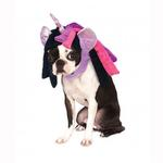 View Image 1 of My Little Pony Twilight Sparkle Dog Hood Costume