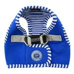 View Image 1 of Naunet Vest Style Dog Harness by Puppia - Blue