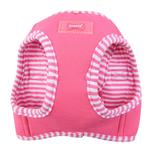 View Image 3 of Naunet Vest Style Dog Harness by Puppia - Pink