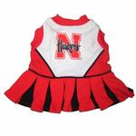 View Image 1 of Nebraska Cheerleader Dog Dress