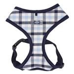 View Image 1 of Neil Basic Style Dog Harness by Puppia Life - Navy