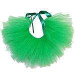 View Image 1 of Green Tulle Dog Tutu by Pawpatu