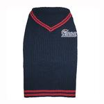 View Image 1 of New England Patriots Dog Sweater