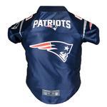 View Image 1 of New England Patriots Premium Dog Jersey