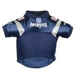 View Image 2 of New England Patriots Premium Dog Jersey