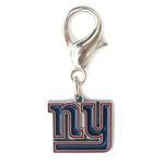 View Image 1 of New York Giants Logo Dog Collar Charm