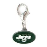 View Image 1 of New York Jets Logo Dog Collar Charm