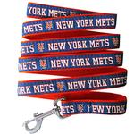 View Image 1 of New York Mets Officially Licensed Dog Leash
