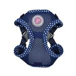 View Image 3 of Niki Comfort Dog Harness By Pinkaholic - Navy