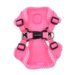 View Image 2 of Niki Comfort Dog Harness By Pinkaholic - Pink