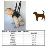 View Image 2 of Nooby's FRONT Mobility Support Harness