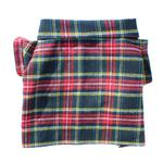 View Image 2 of Northern Pine Flannel Dog Shirt By Dog Threads