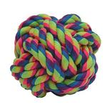 View Image 2 of Nuts for Knots Ball Dog Toy