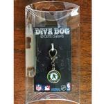 View Image 2 of Oakland Athletics Logo Dog Collar Charm