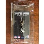 View Image 2 of Oakland Raiders Logo Dog Collar Charm
