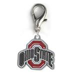 View Image 1 of Ohio State Dog Collar Charm