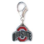View Image 1 of Ohio State Dog Collar Charm