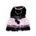 View Image 1 of Olivia Polka Dot Party Dog Dress