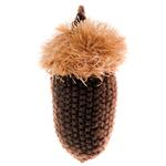 View Image 1 of OoMaLoo Handmade Acorn Dog Toy