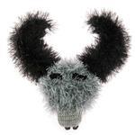 View Image 1 of OoMaLoo Handmade Bull Dog Toy