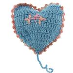 View Image 1 of OoMaLoo Handmade Catnip Heart Cat Toy