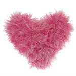 View Image 2 of OoMaLoo Handmade Heart Dog Toy