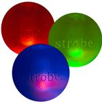 View Image 1 of Orbee-Tuff Strobe Ball Dog Toy