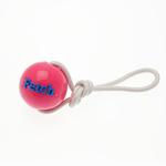 View Image 2 of Orbee-Tuff Fetch Ball w/ Rope by Planet Dog