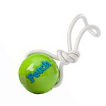 View Image 1 of Orbee-Tuff Fetch Ball w/ Rope by Planet Dog