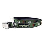 View Image 1 of Oregon Love Metal Latch Dog Collar by Cycle Dog