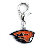 View Image 1 of Oregon State University Beavers Dog Collar Charm