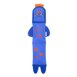 View Image 1 of Outward Hound Fire Biterz Monster Dog Toy - Blue