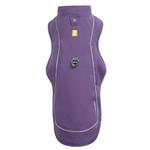 View Image 3 of Overcoat Fuse Dog Jacket by RuffWear - Purple Sage