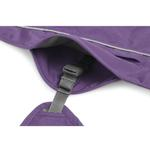 View Image 6 of Overcoat Fuse Dog Jacket by RuffWear - Purple Sage